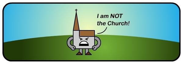 Notthechurch